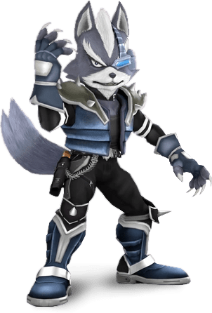 Wolf ODonnell SSB6 Fantendo Nintendo Fanon Wiki