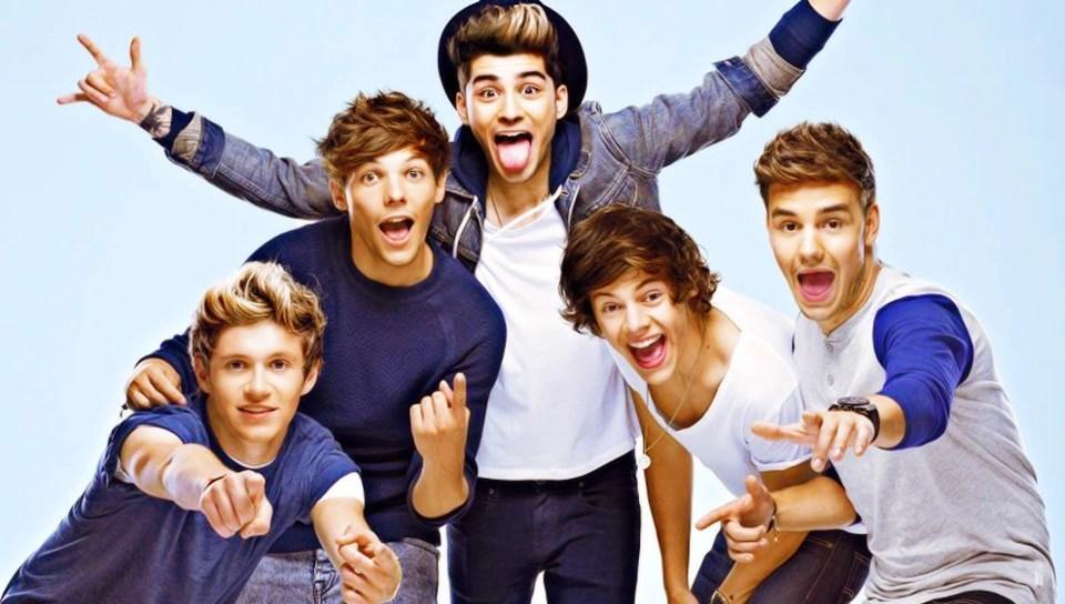 One Direction Фотографии