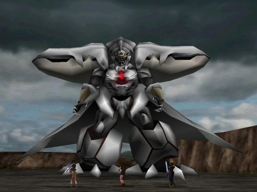 Diamond Weapon Final Fantasy VII Boss Final Fantasy