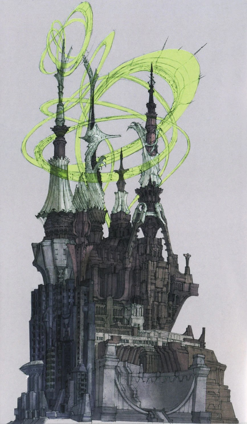 Temple Of The Goddess Final Fantasy XIII Final Fantasy