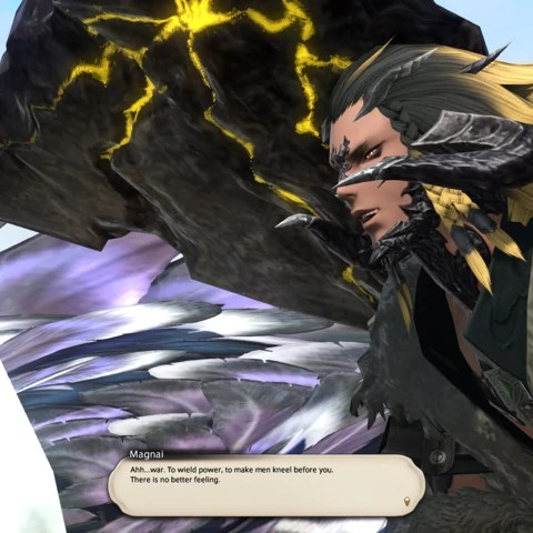 Magnai Oronir Final Fantasy Wiki FANDOM Powered By Wikia