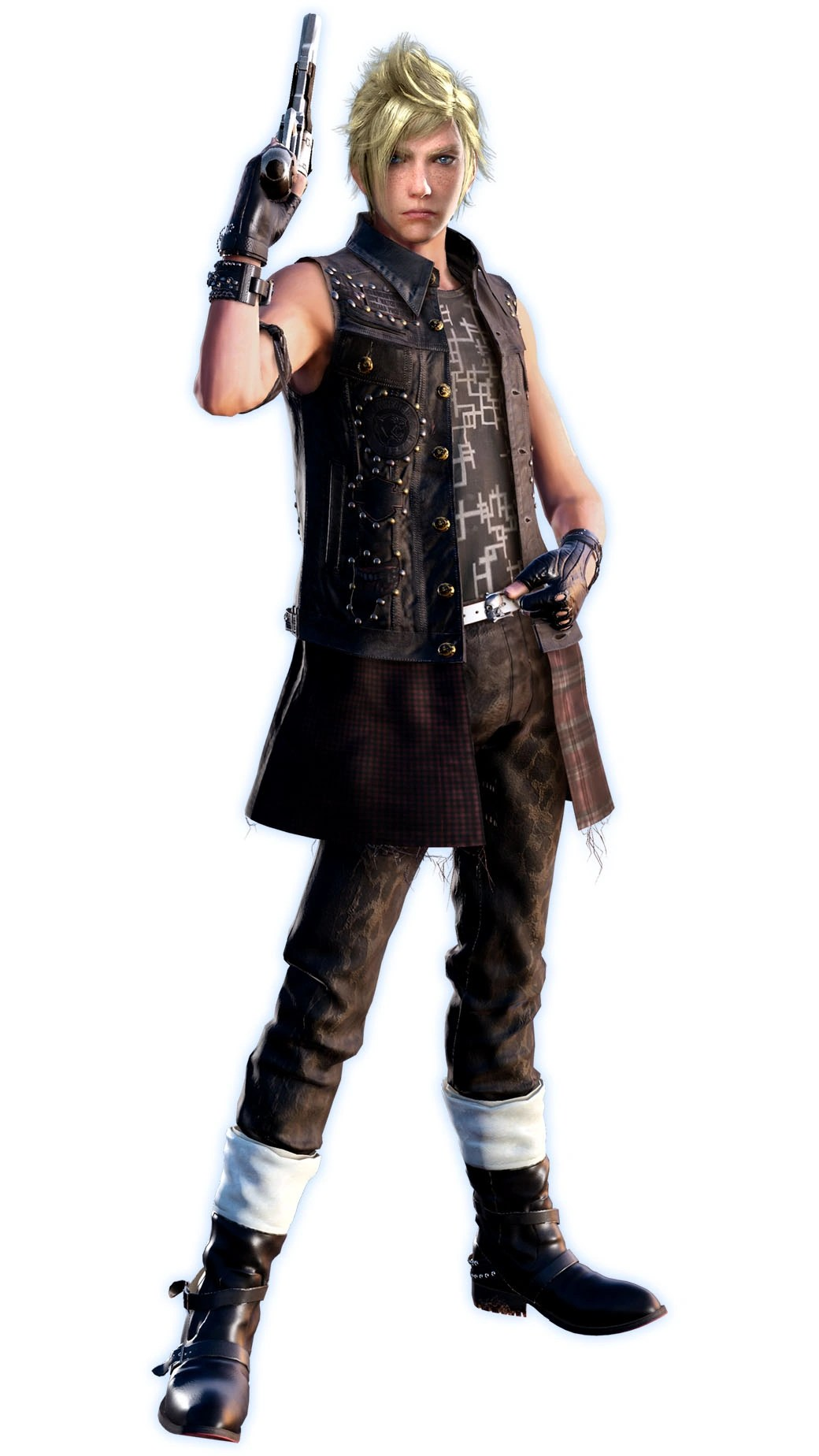Prompto ArgentumOther Appearances Final Fantasy Wiki