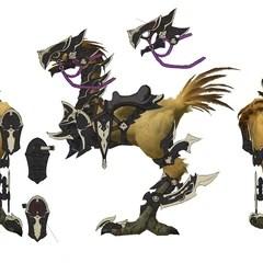 Chocobo Final Fantasy XIV Final Fantasy Wiki FANDOM Powered By Wikia