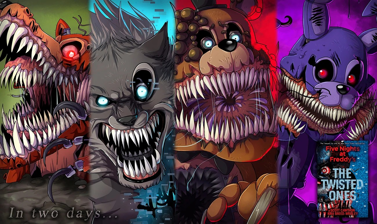 Image Wiki Background Fnaf World Wikia Fandom (7) - Modern