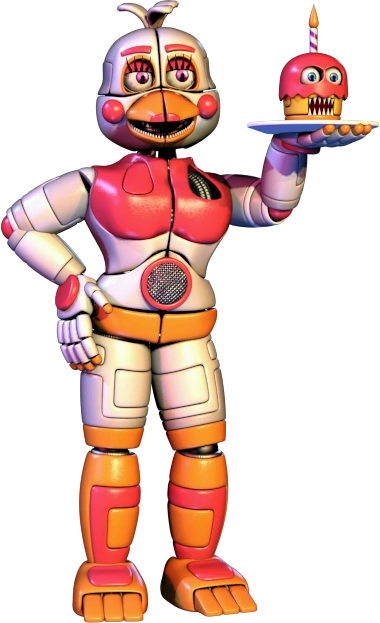 Freddy Fazbears Pizza Simulator Baby
