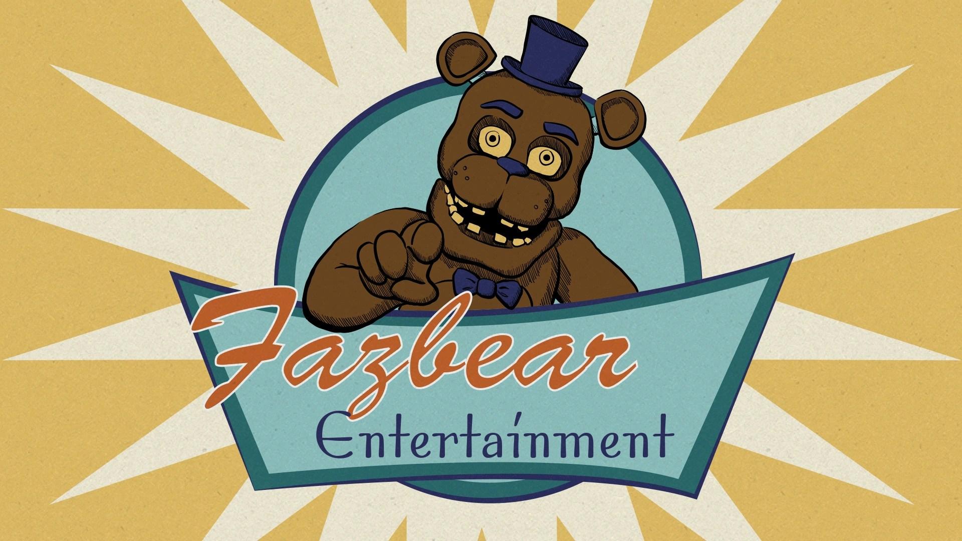 Freddy Fazbears Pizzeria Logo