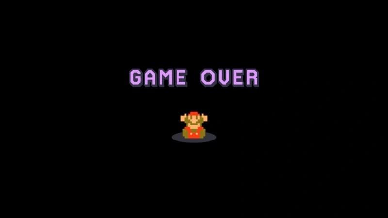 Super Mario Maker Game Over Dex Wiki FANDOM Powered By