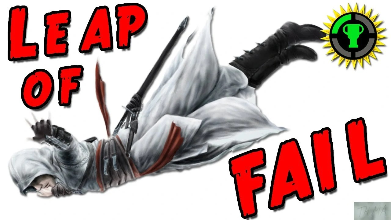 Surviving the Assassin's Creed Leap of Faith | The Game ...