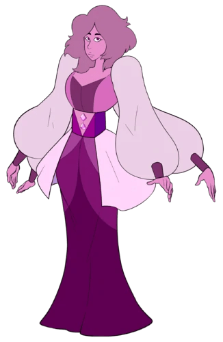 Unnamed Pink Diamond And Red Diamond Fusion GemCrust