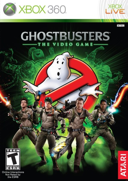 Ghostbusters  The Video Game  Xbox 360    Ghostbusters Wiki   FANDOM     Ghostbusters  The Video Game