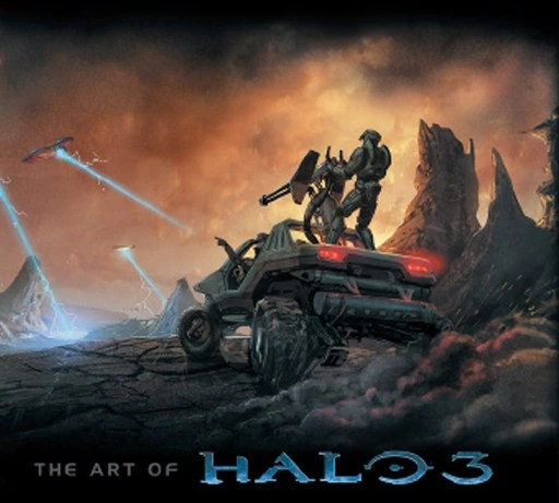 The Art Of Halo 3 Halo Nation FANDOM Powered By Wikia