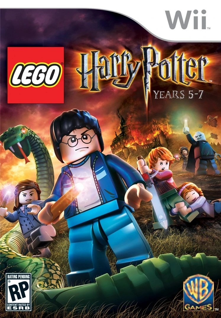 LEGO Harry Potter  Years 5 7   Harry Potter Wiki   FANDOM powered by     LEGO Harry Potter  Years 5 7