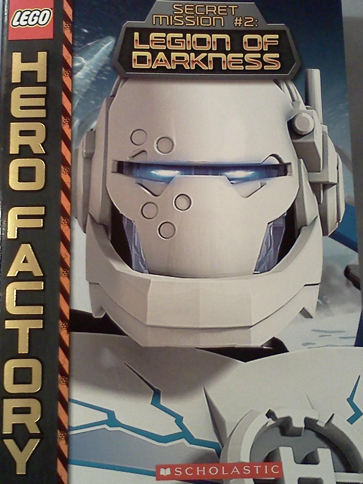 Hero Factory Secret Mission 2: Legion of Darkness ...