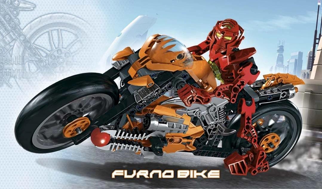 Furno Bike | Heropedia | FANDOM powered by Wikia