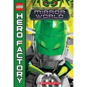 Hero Factory Secret Mission 5: Mirror World | Heropedia ...