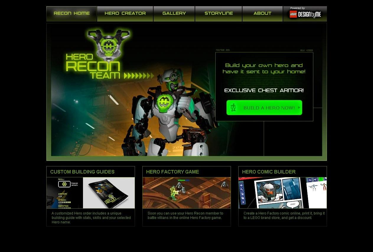Hero Recon Team | Hero Factory Reviews Wiki | FANDOM ...