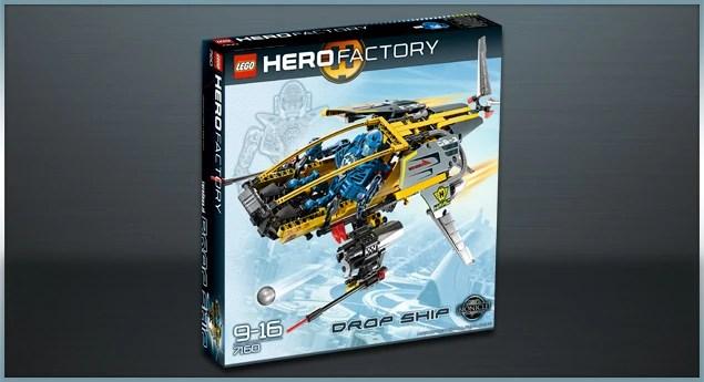 Dropship | Hero Factory Reviews Wiki | FANDOM powered by Wikia