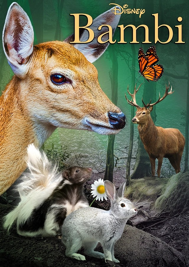 Bambi Idea Wiki FANDOM Powered By Wikia
