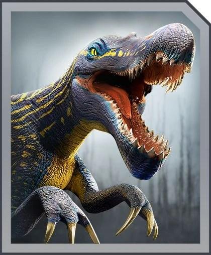 Suchomimus Jurassic World Alive Wiki FANDOM Powered By