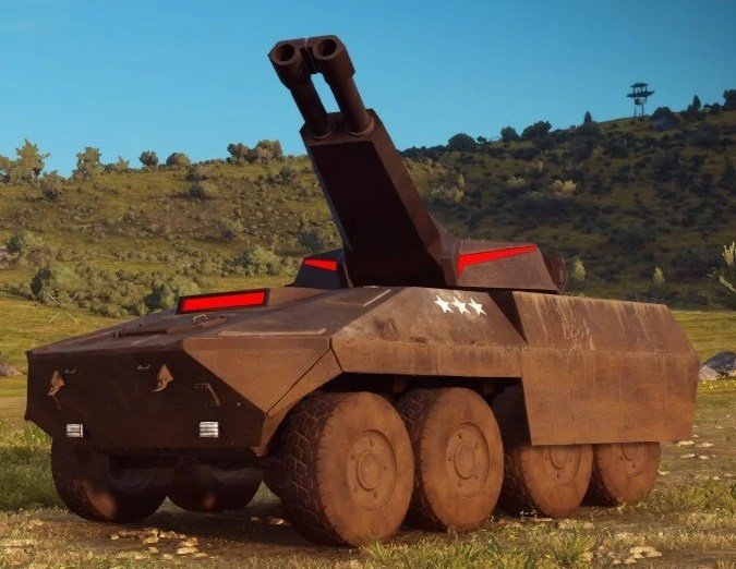 Fantasy Tanks Analysed: Just Cause 3 – It's Only A Model