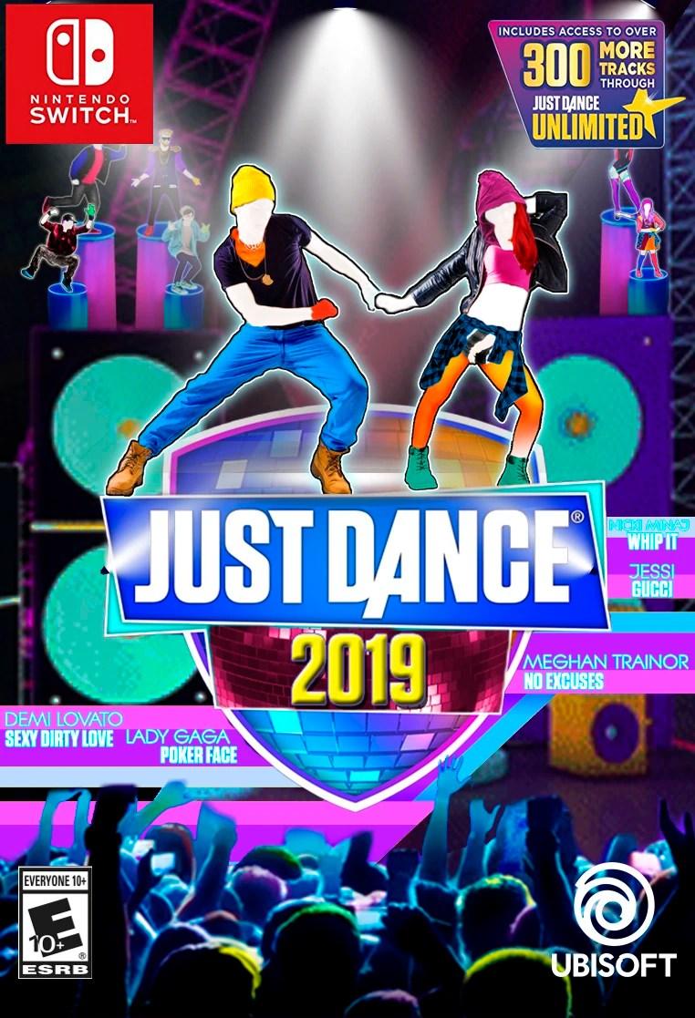 Just Dance 2019 (Fanmade) | Just Dance Wikia | FANDOM ...