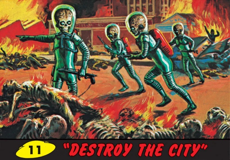 Martian Soldiers (Mars Attacks!) | Legends of the Multi ...