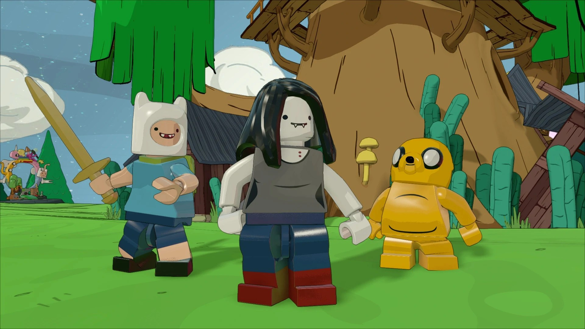 Image   Adventure Time Marceline Jake Finn 0 jpg   LEGO Dimensions     Adventure Time Marceline Jake Finn 0 jpg