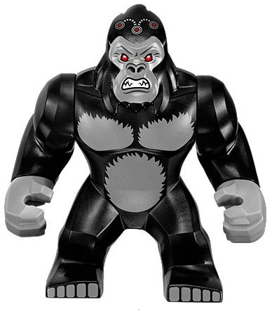 Gorilla Grodd Brickipedia FANDOM Powered By Wikia