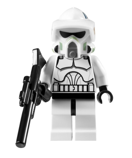 7913 Clone Trooper Battle Pack   Brickipedia   FANDOM powered by Wikia ARF Trooper