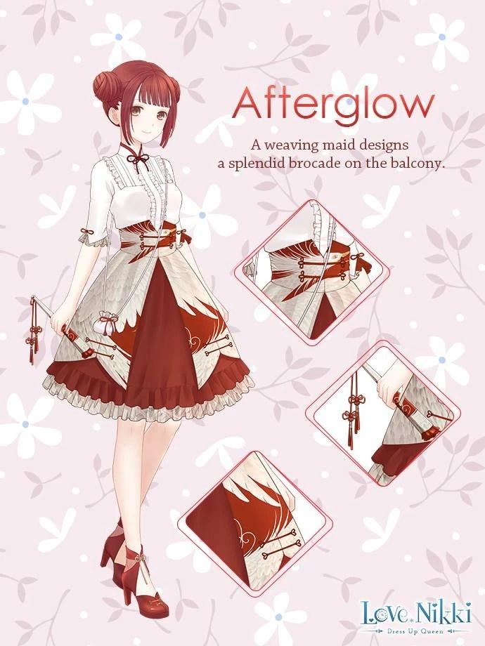 Afterglow Love Nikki Dress UP Queen Wiki FANDOM