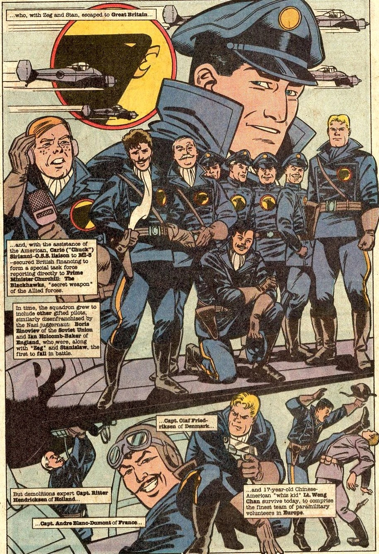 Blackhawk Squadron New Earth DC Database FANDOM