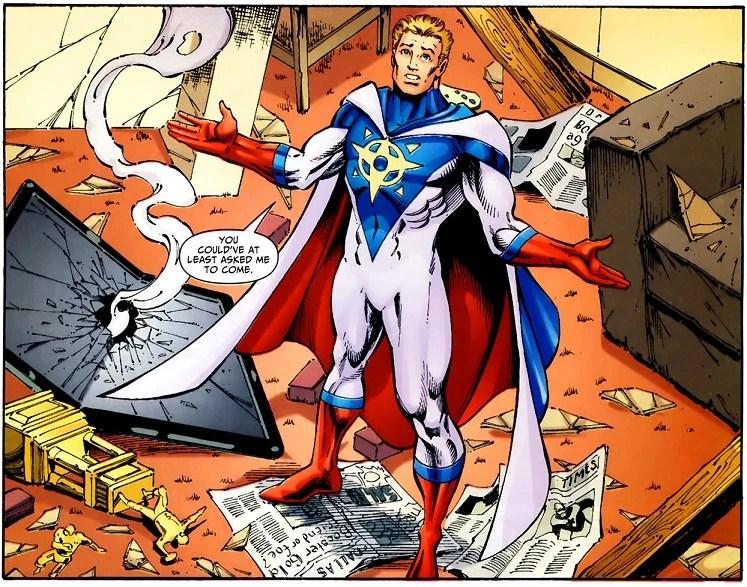 Supernova | DC Database | FANDOM powered by Wikia