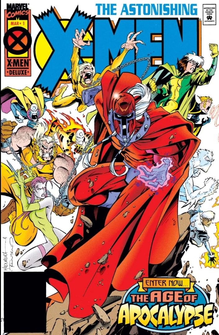 Astonishing X Men Vol 1 Marvel Database FANDOM Powered By Wikia