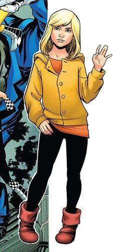 Katherine Power Earth 616 Marvel Database FANDOM