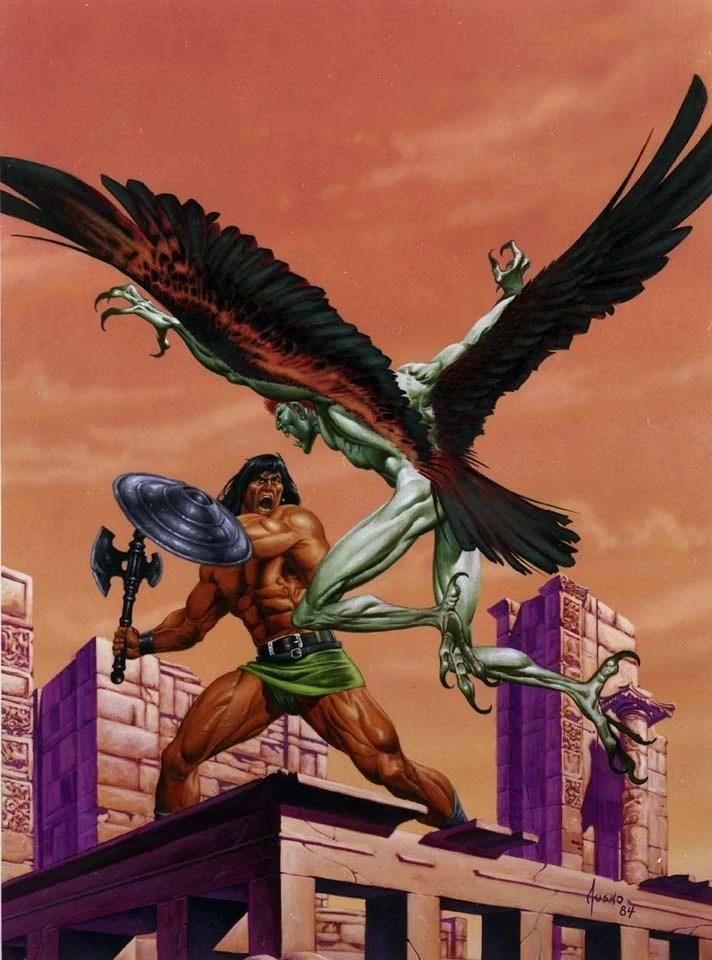 Savage Sword Of Conan Vol 1 108 Marvel Database FANDOM Powered By Wikia
