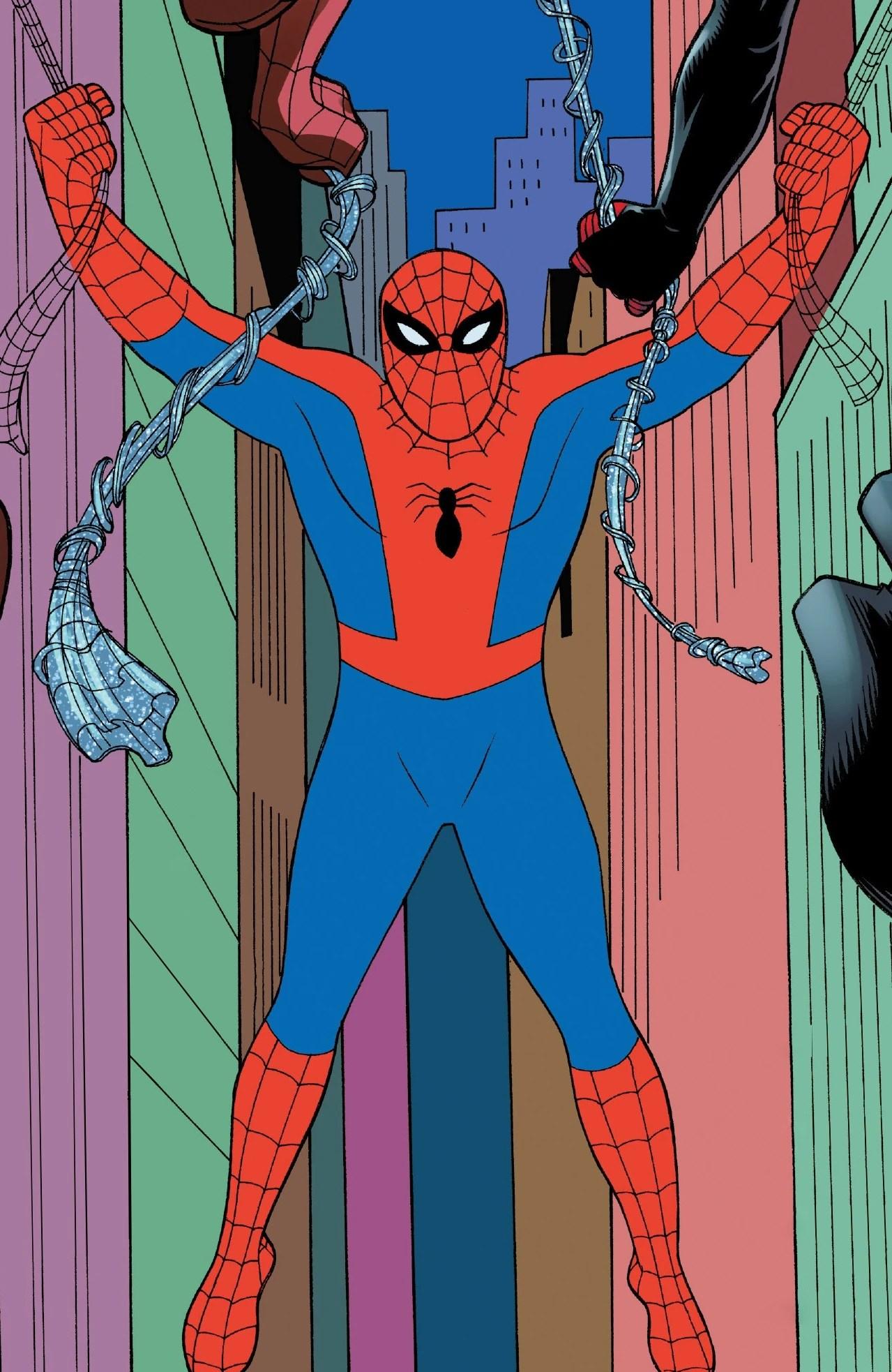 Peter Parker Earth 67 Marvel Database Fandom Powered