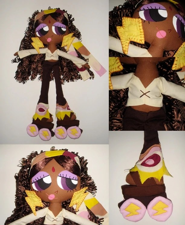 Jupiter Rag Doll | Milky Way and the Galaxy Girls Wiki ...