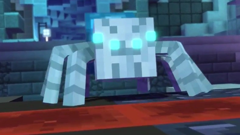 Icy Spider Minecraft Story Mode Wiki FANDOM Powered By Wikia