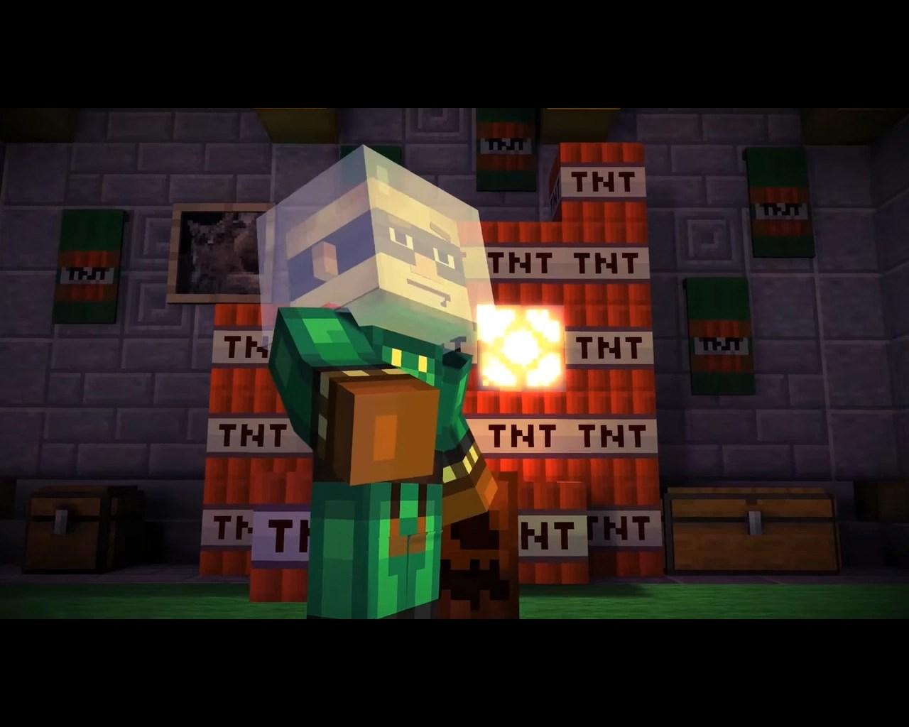 Griefers Minecraft Story Mode Wiki FANDOM Powered By Wikia