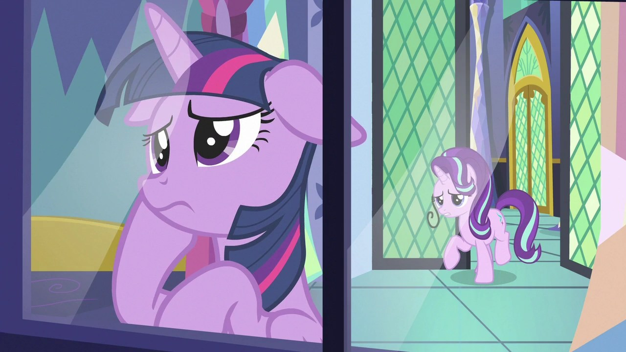 Mlp Twilight Castle Background Sparkle