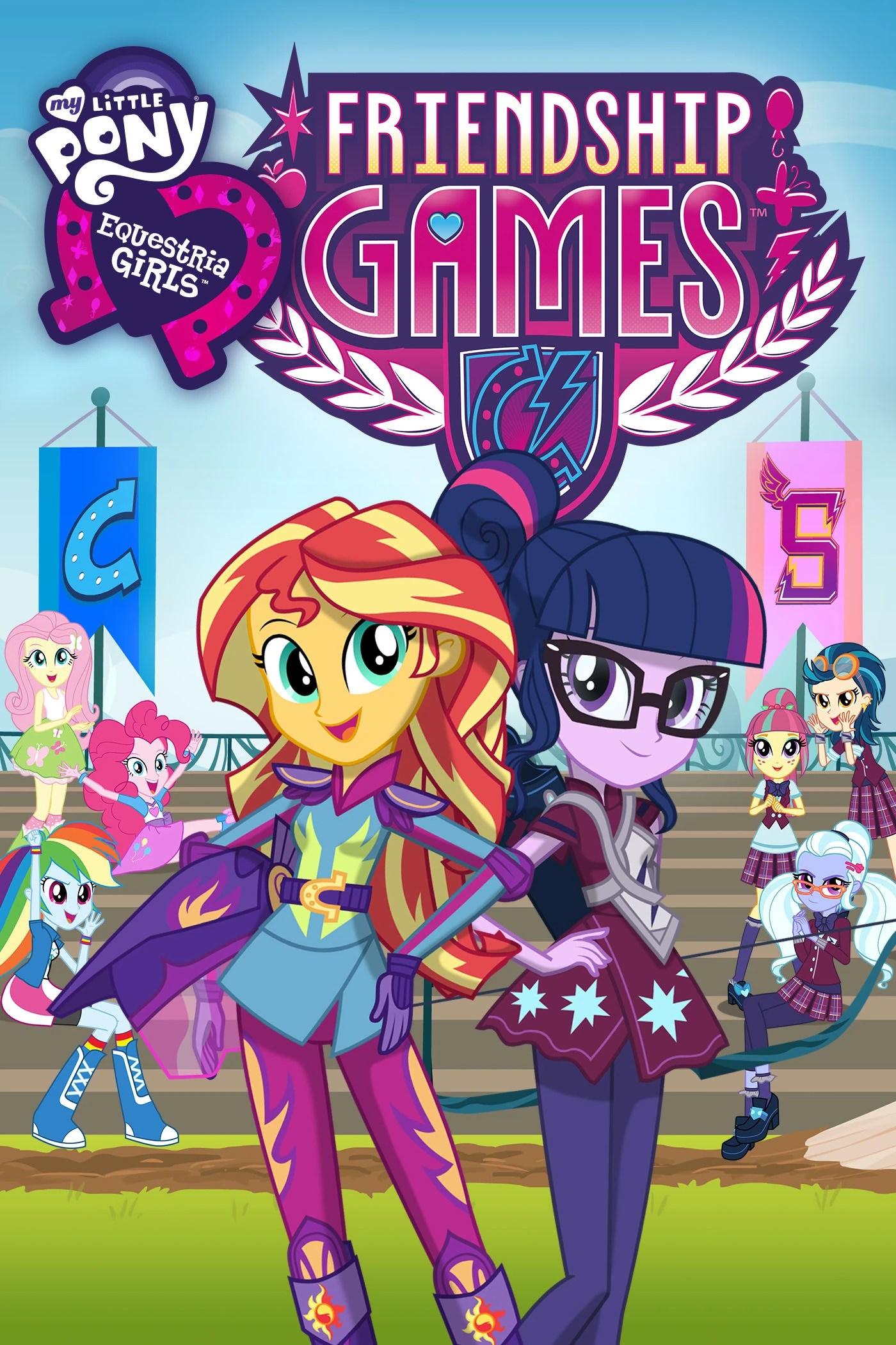 My Little Pony Equestria Girls: Friendship Games | My ...
