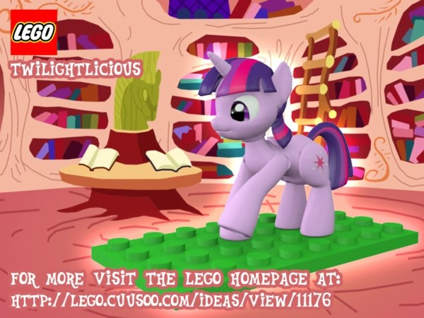 Image   MLP LEGO Twilight Sparkle png   My Little Pony Fan Labor     MLP LEGO Twilight Sparkle png