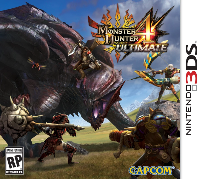 Monster Hunter 4 Ultimate   Monster Hunter Wiki   FANDOM powered by     NA