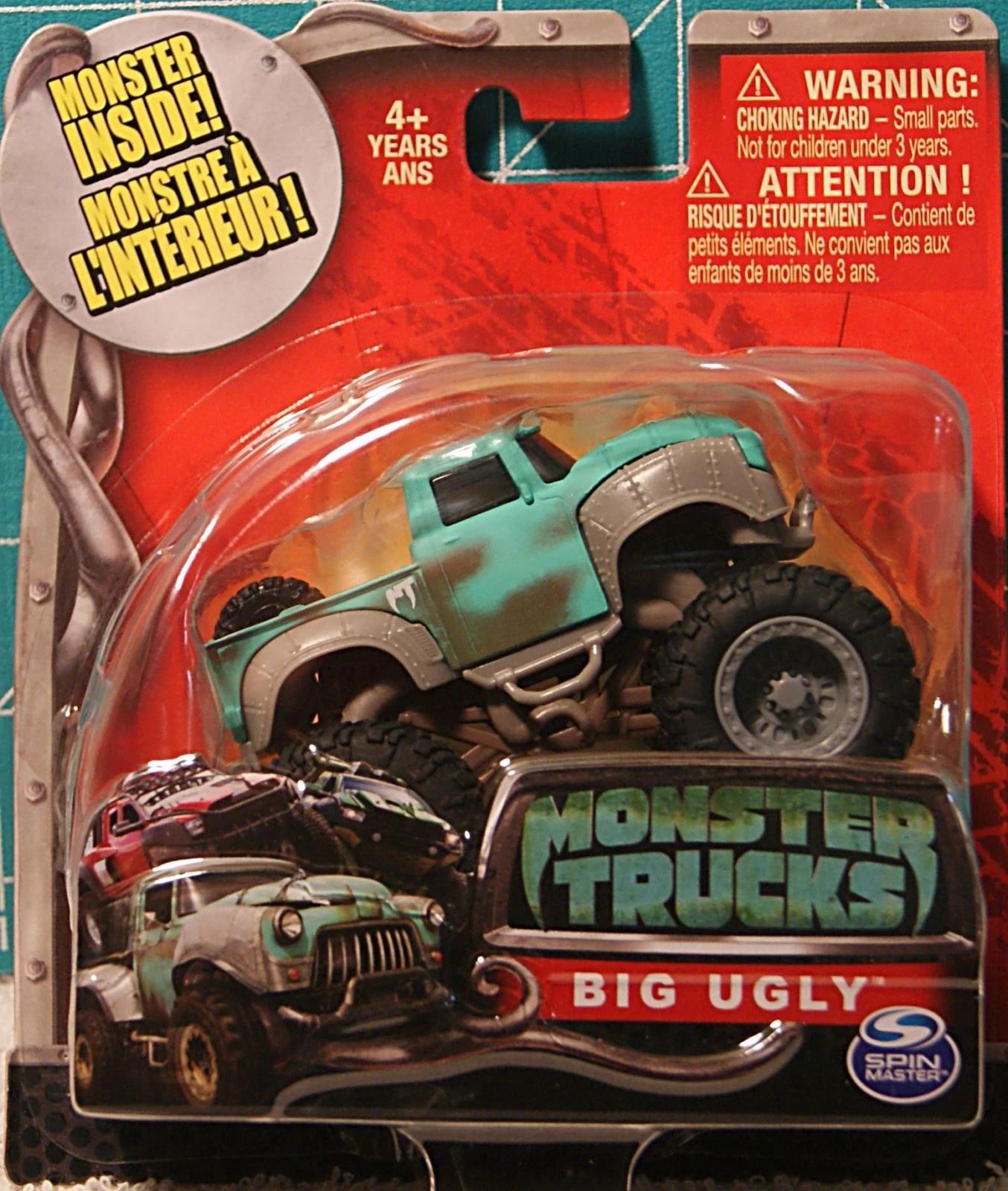 الازدهار مكان ما شرائح لحم monster trucks movie toys