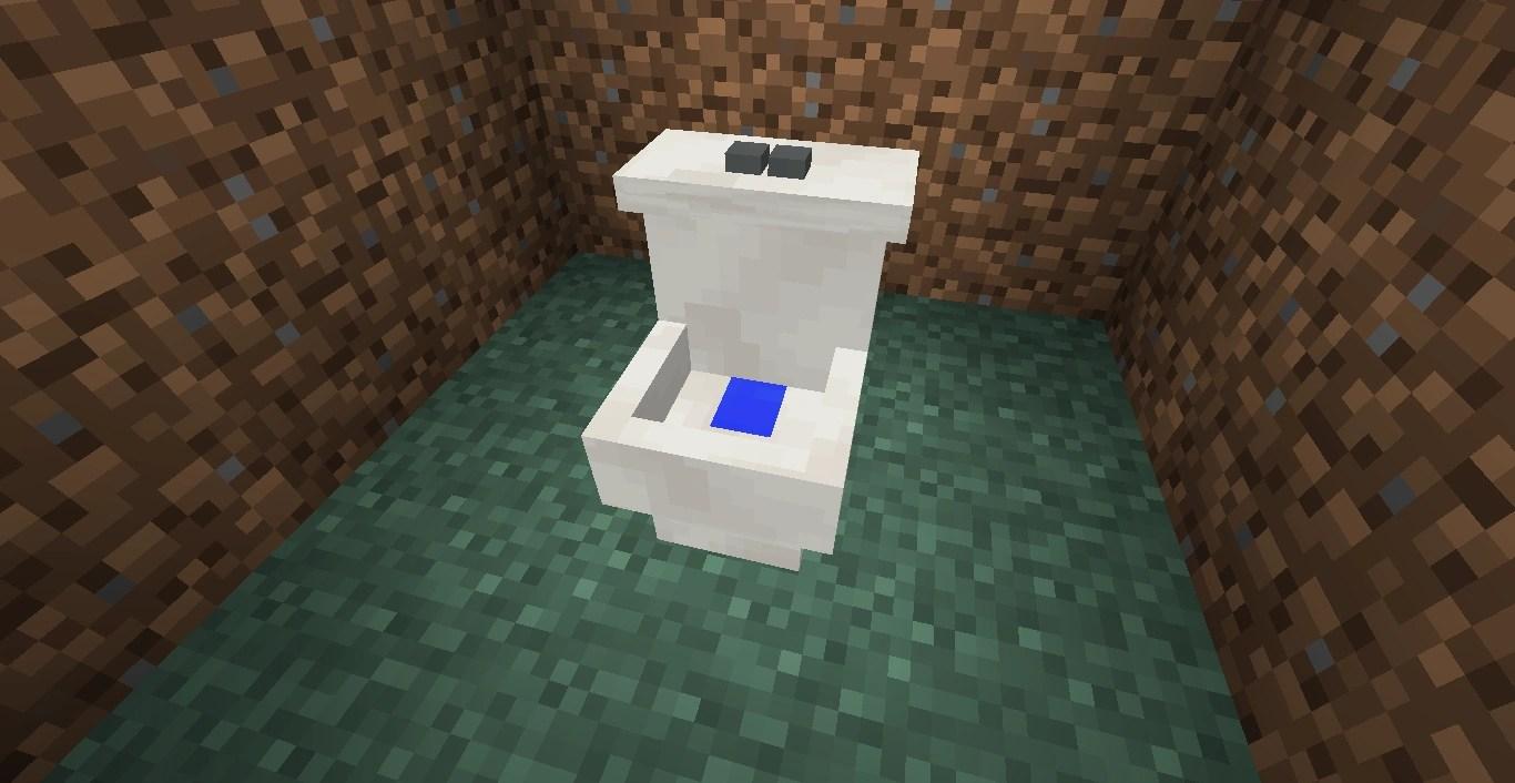 Toilet MrCrayfishs Furniture Mod Wiki FANDOM Powered By Wikia