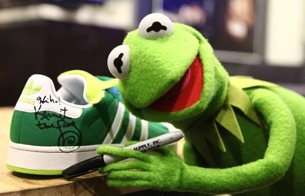 Kermit Shoes Adidas