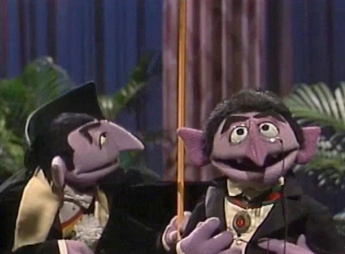 Count Von Counts Brother Muppet Wiki FANDOM Powered