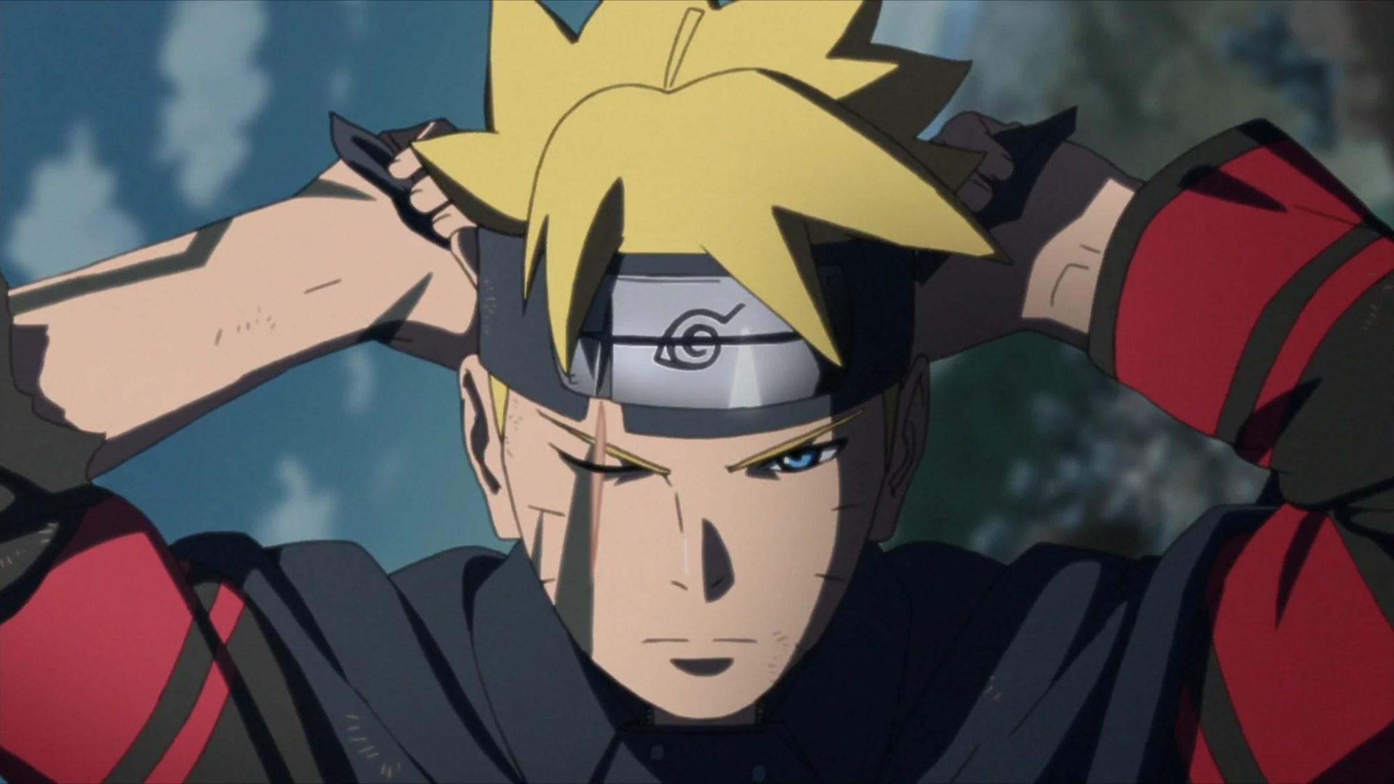 Boruto Uzumaki episode Narutopedia FANDOM powered
