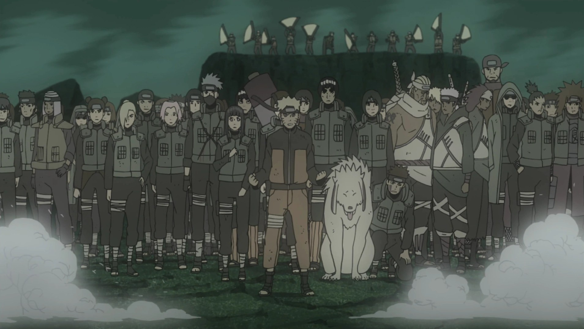 Allied Shinobi Forces Technique Narutopedia FANDOM