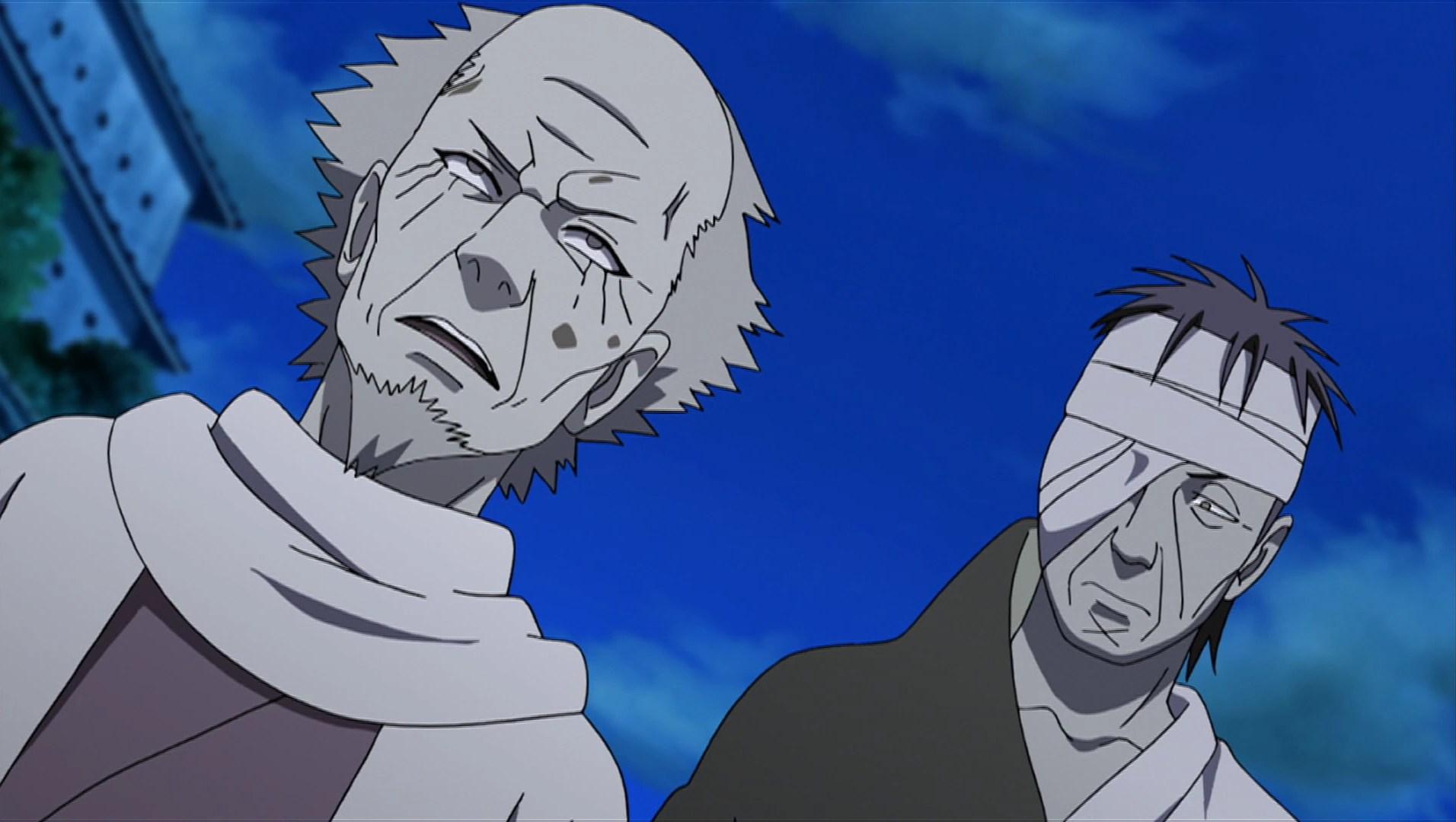 Image Hiruzen disbands Rootpng Narutopedia FANDOM